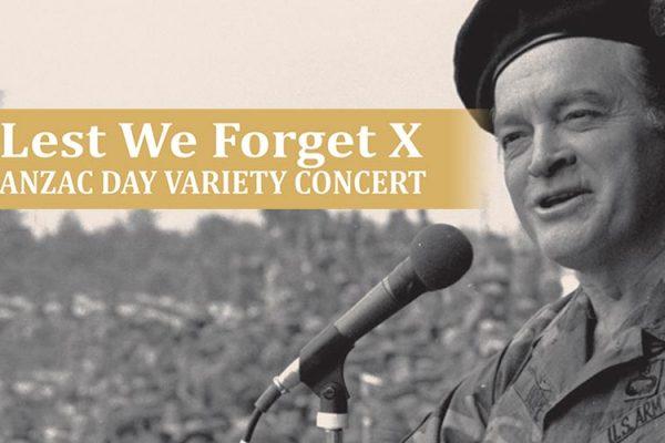 MBM Lest We Forget X