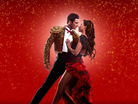 Matt Burn Media's 2018 production of Strictly Ballroom