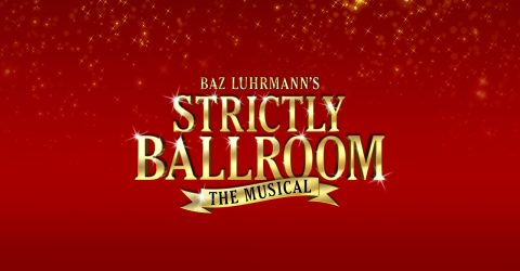 Strictly Ballroom Stacked Web Logo