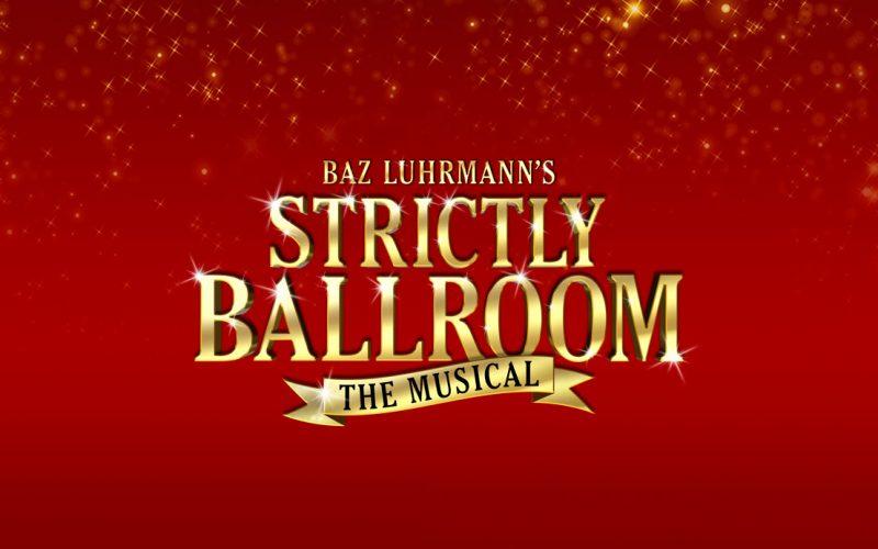 Strictly Ballroom Stacked Web Logo