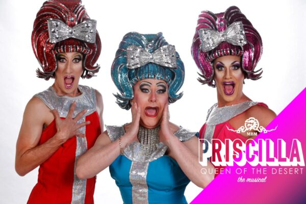 Priscilla Queen of the Desert the musical Deferred to 2022